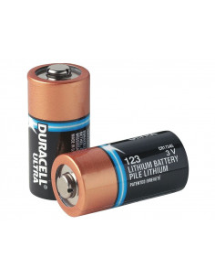 Duracell Ultra Lithium Battery 123 3V