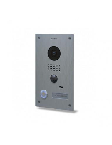 DoorBird Video Door Station D202 Stainless Steel