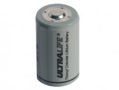 UltraLife Lithium Battery, 1/2AA, 3.6V