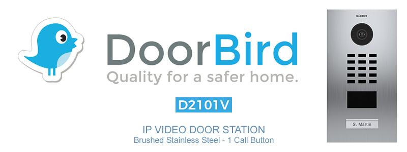 DoorBird D2101V